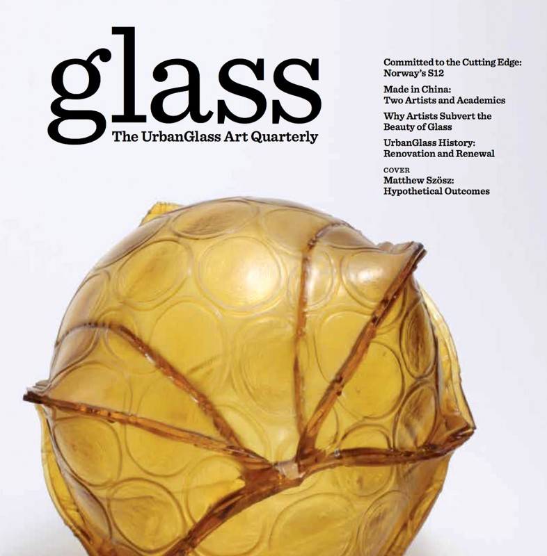 Glass- magazine-US