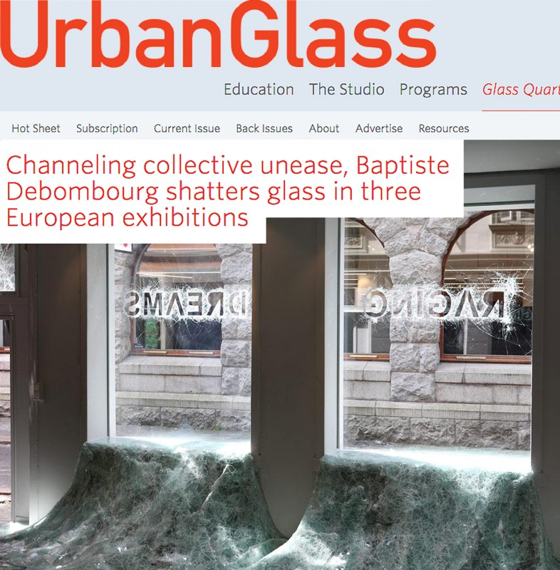 Urban Glass - USA - 2017